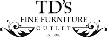 TD's Fine Furniture Outlet Logo